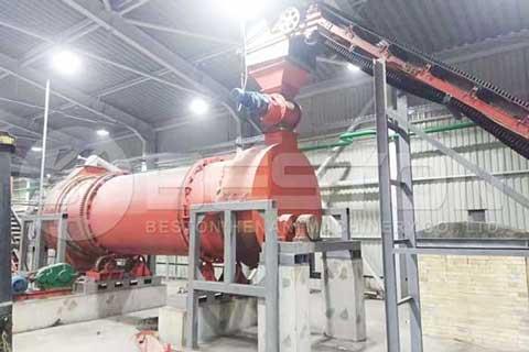 Biomass Pyrolysis Equipment